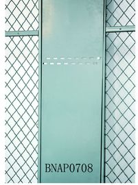 China Durable Metal Mesh Partitions , Adjustable Wire Mesh Security Partitions 18 Lbs factory
