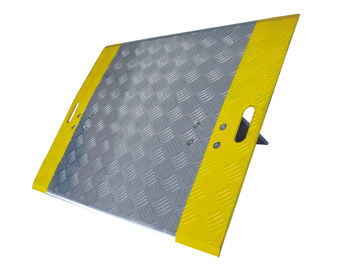 "China Industrial Loading Dock Bridge Plates , Forklift Dock Plates 36"" Wide / Length factory"
