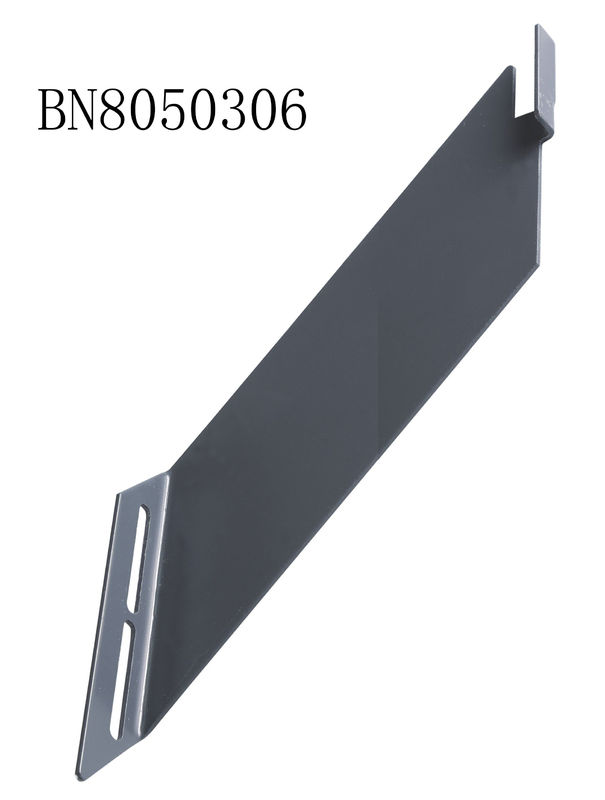 Dropping Preventing Heavy Duty Metal Brackets Pallet Rack Parts 4.5 Lbs Weight supplier