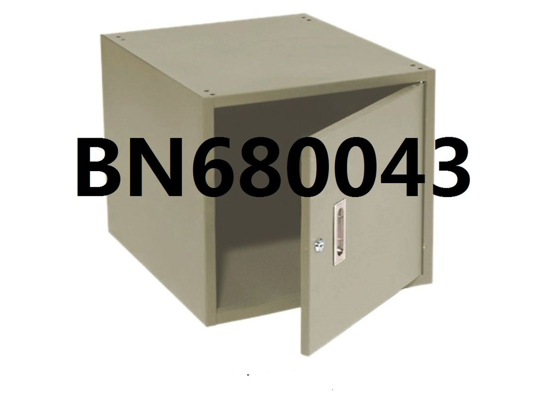 Punched Steel Industrial Metal Workbench Drawer Lockable For Security supplier