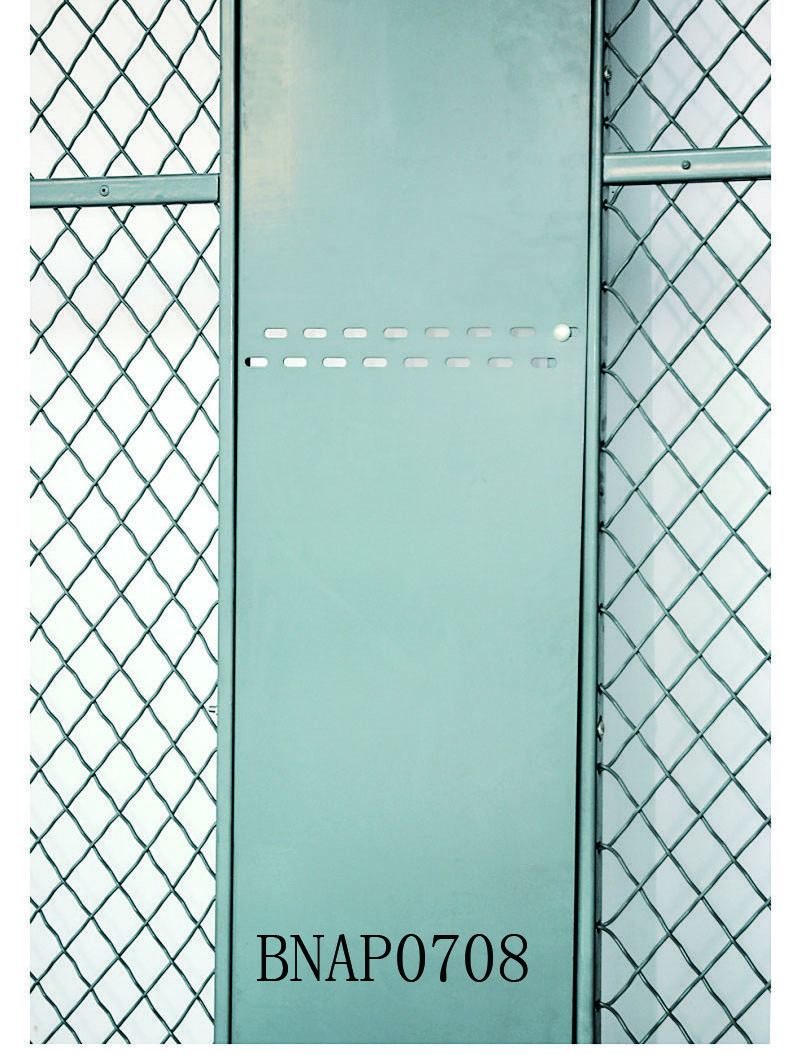 Durable Metal Mesh Partitions , Adjustable Wire Mesh Security ...