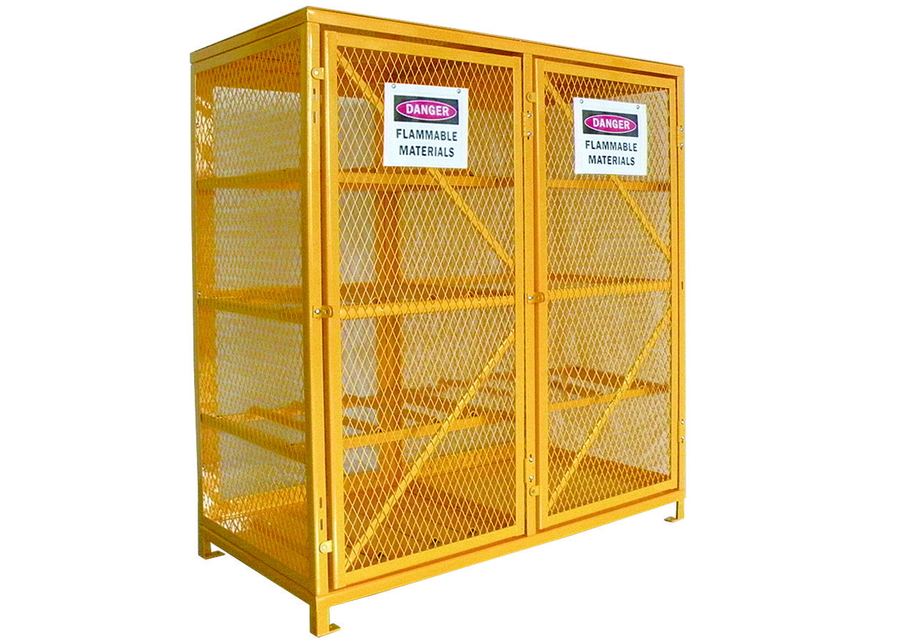 Wire Mesh Partition Panels